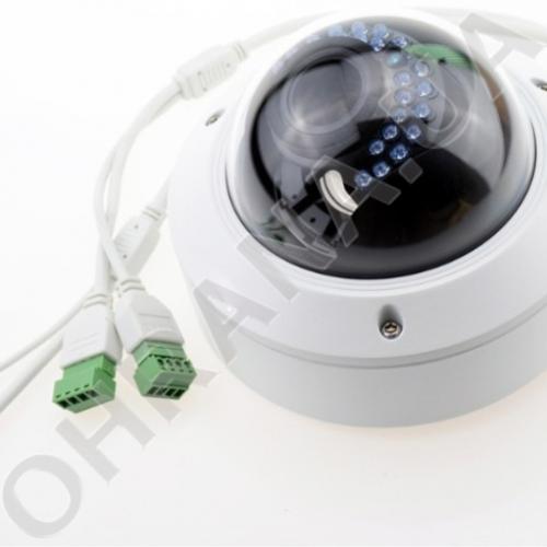 Фото 2 Mp варіофокальна IP відеокамера Hikvision DS-2CD2720F-IS (2.8-12 мм)