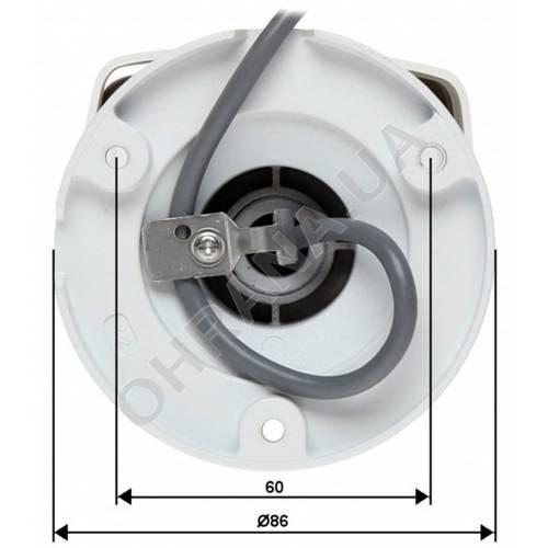 Фото 2 Mp PoC Варіфокальна Turbo HD відеокамера Hikvision DS-2CE16D0T-VFIR3E (2.8-12 мм)