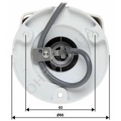 Фото 7 2 Mp PoC Варіфокальна Turbo HD відеокамера Hikvision DS-2CE16D0T-VFIR3E (2.8-12 мм)