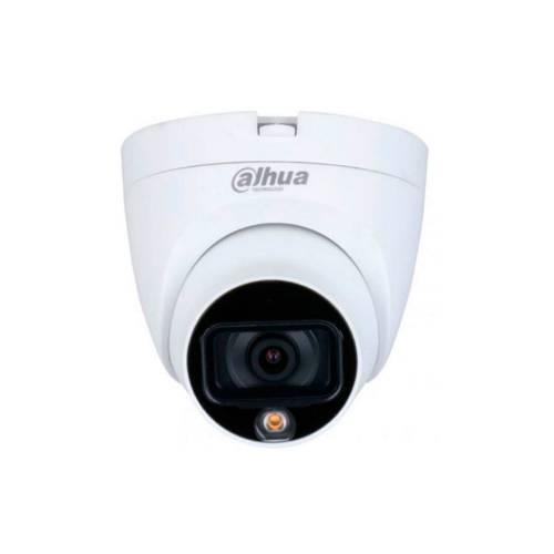 Фото HDCVI камера Dahua DH-HAC-HDW1209TLQP-LED 2Mp (3.6mm)