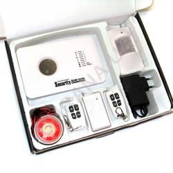 Фото 5 Комплект сигнализации с дозвоном Aoke GSM 10G