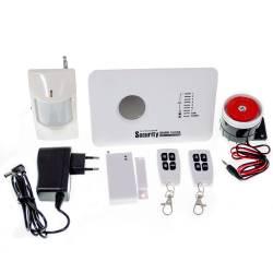 Фото 1 Комплект сигнализации с дозвоном Aoke GSM 10G