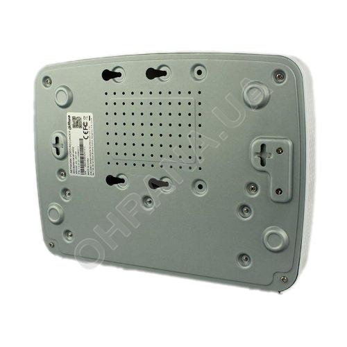 Фото 8-ch Smart PoE IP реєстратор Dahua DHI-NVR2108-8P-4KS2
