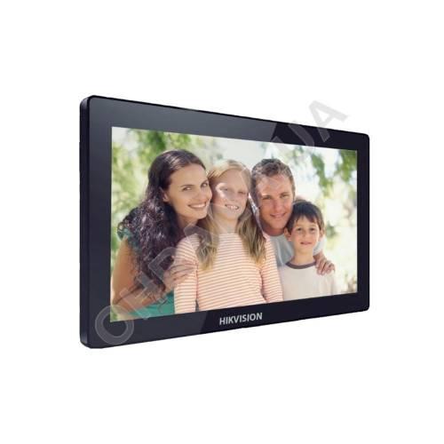 """Фото 10"""" Wi-Fi IP відеодомофон Hikvision DS-KH8520-WTE1"""