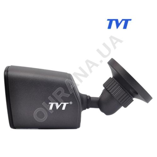 Фото 2 Mp IP-видеокамера TVT TD-9421S1 (D/PE/IR1) graphite (3.6 мм)