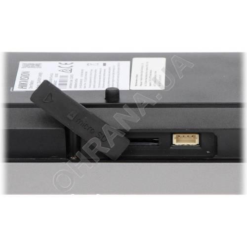 Фото IP Wi-Fi вызывная панель на одного абонента Hikvision DS-KV8113-WME1/FLUSH 2 Мп