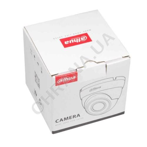 Фото 2 Mp HDCVI відеокамера DH-HAC-HDW1200RP (3.6 мм)