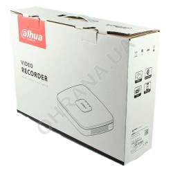 Фото 4 16-ch Smart 1U IP реєстратор Dahua DH-NVR2116-4KS2