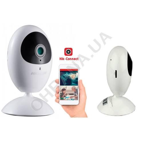 Фото IP Wi-Fi камера Hikvision DS-2CV2U01EFD-IW 1 Мп (2.8 мм)