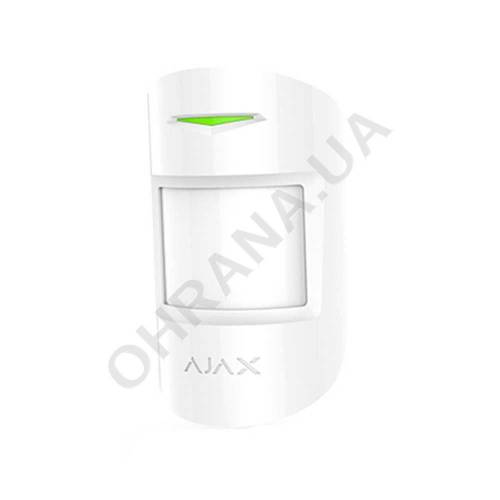 Фото Комплект Ajax StarterKit белый