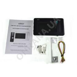 Фото 3 Комплект видеодомофона ARNY AVD-4005 Чёрный