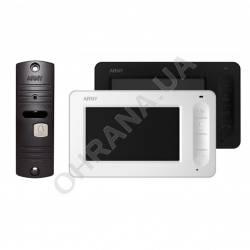 Фото 5 Комплект видеодомофона ARNY AVD-4005 Чёрный