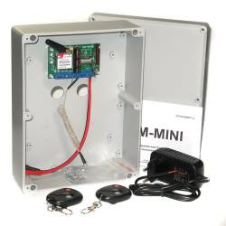 Фото 1 Охранная сигнализация GSM-mini Rk
