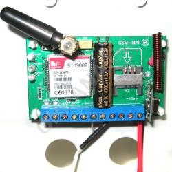 Фото 5 Охранная сигнализация GSM-mini Rk