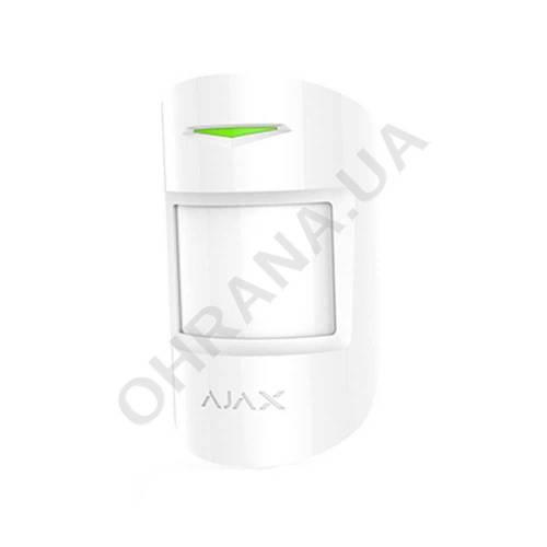 Фото Комплект Ajax StarterKit plus белый