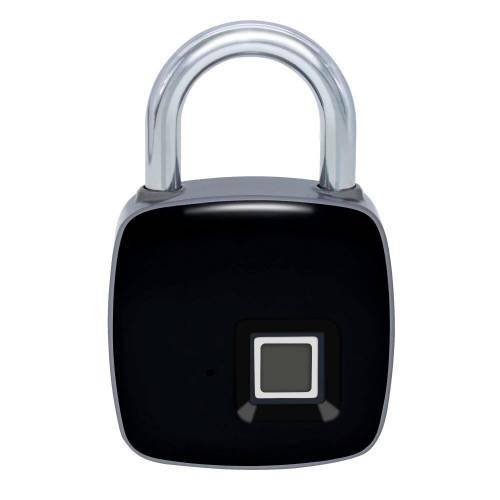 Фото Биометрический навесной замок с отпечатком пальца Lock P3