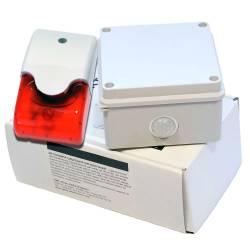 Фото 1 Комплект автономной gsm-сигнализации Контакт с сиреной
