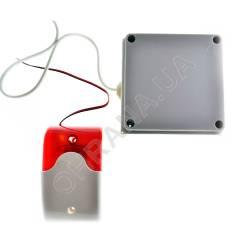 Фото 2 Комплект автономной gsm-сигнализации Контакт с сиреной