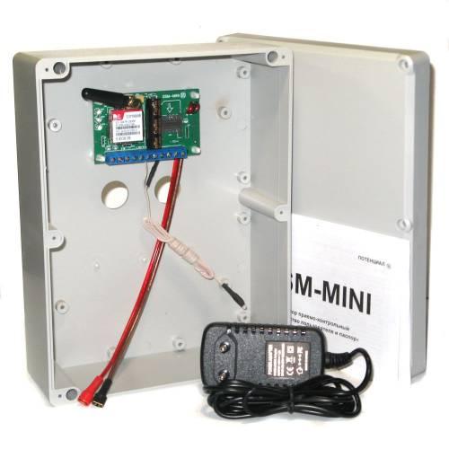 Фото Сигнализация GSM-mini