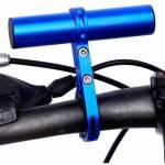 Фото Расширитель руля велосипеда 102 мм, синий