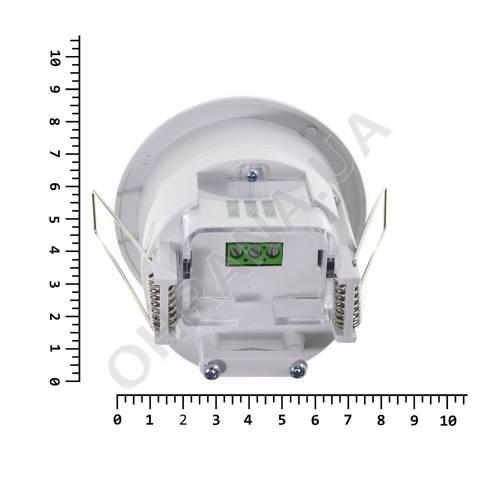 Фото Микроволновый датчик движения ДД-МВ 301 220В.