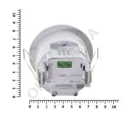 Фото 3 Микроволновый датчик движения ДД-МВ 301 220В.