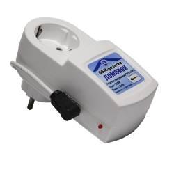 Фото 1 GSM розетка с термостатом Домовой