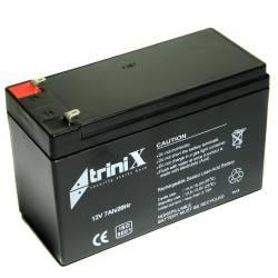 Фото 1 Аккумуляторная батарея Trinix 12В 7 Ахч
