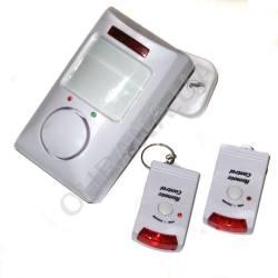Фото 2 Сенсорная сигнализация с датчиком движения и сиреной Sensor Alarm v2