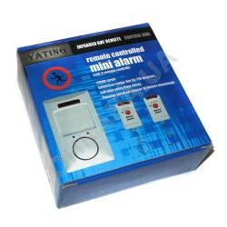 Фото 4 Сенсорная сигнализация с датчиком движения и сиреной Sensor Alarm v2
