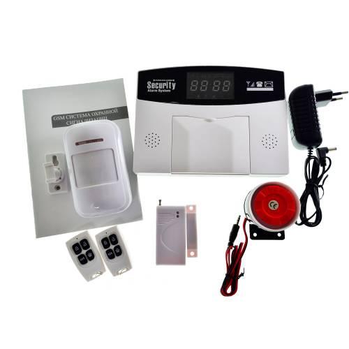 Фото Комплект GSM сигнализации Aoke 30G