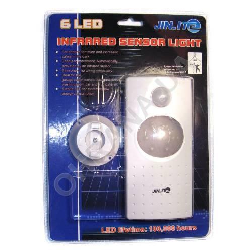Фото Sensor Light 6 LED