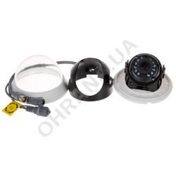 Фото 4 Turbo HD MHD камера Hikvision DS-2CE56C0T-IRMMF 1 Mp (2.8 мм)