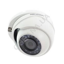 Фото 2 2 Mp TVI/AHD/CVI/CVBS Відеокамера Hikvision DS-2CE56D0T-IRMF (3.6 мм)
