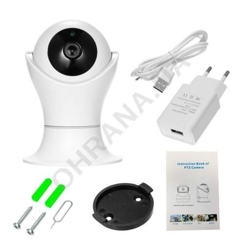 Фото 2 Mp IP Wi-Fi поворотная видеокамера Light Vision VLC-05ID (2.5 мм)