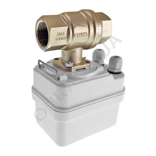 Фото Автономная защита от протечки воды для квартиры GIDROLOCK Winner Bugatti
