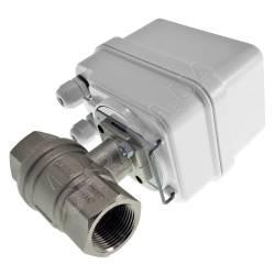 Фото 3 Автономная защита от протечки воды для квартиры GIDROLOCK Winner Bugatti