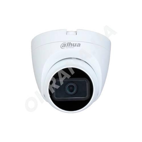 Фото HDCVI камера Dahua DH-HAC-HDW1200TRQP 2Mp (2.8mm)