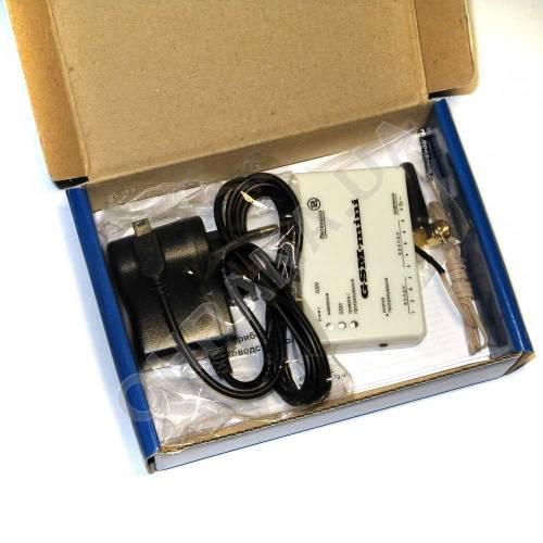 Фото Охоронна сигналізація GSM mini+