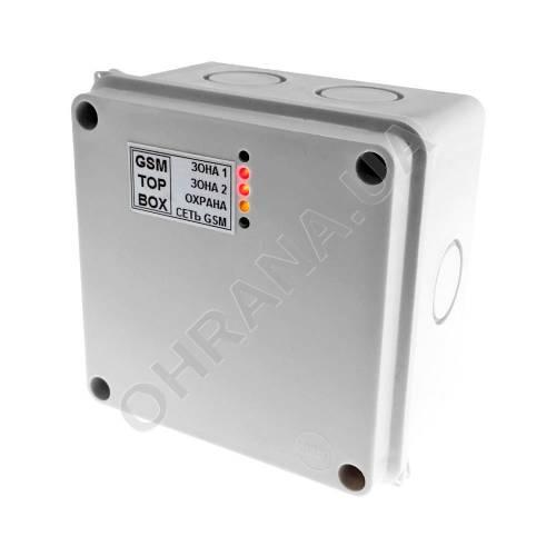 Фото GSM охранная система GSM-TOP-BOX