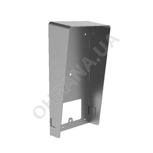 Фото Накладний захисний козирок Hikvision DS-KABV8113-RS / Surface для викличних панелей серії KV8113 / 8213/8413