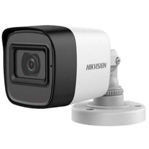 Фото 2 Мп Turbo HD видеокамера со встроенным микрофоном DS-2CE16D0T-ITPFS (2.8 мм)