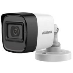 Фото 1 2 Мп Turbo HD видеокамера со встроенным микрофоном DS-2CE16D0T-ITPFS (2.8 мм)