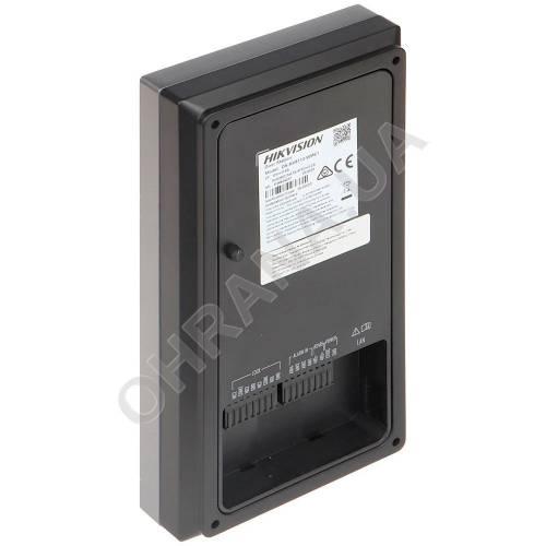 Фото IP Wi-Fi виклична панель на два абонента Hikvision DS-KV8213-WME1 / FLUSH 2 Мп