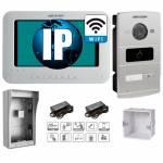 Фото IP комплект Wi-Fi видеодомофона DS-KH6310-W + DS-KV8102-IM