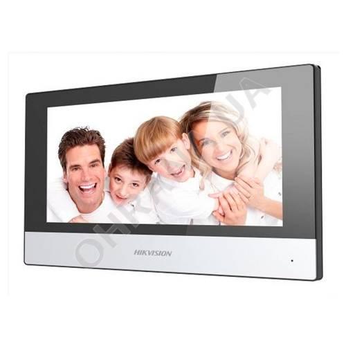 """Фото 7"""" Wi-Fi IP видеодомофон Hikvision DS-KH6320-WTE1"""