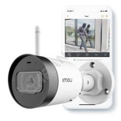 Фото 3 4 Mp уличная Wi-Fi видеокамера IMOU Dahua IPC-G42P (2.8 мм)
