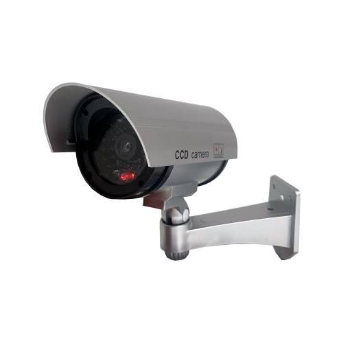 Фото Муляж видеокамеры Цилиндр ИК слайдер (серый)
