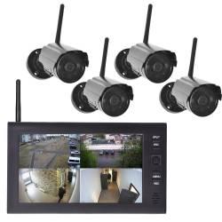Фото 1 Комплект беспроводного видеонаблюдения KIT-HD74
