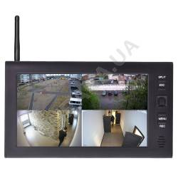 Фото 6 Комплект беспроводного видеонаблюдения KIT-HD74